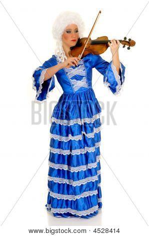 Baroque Violinist