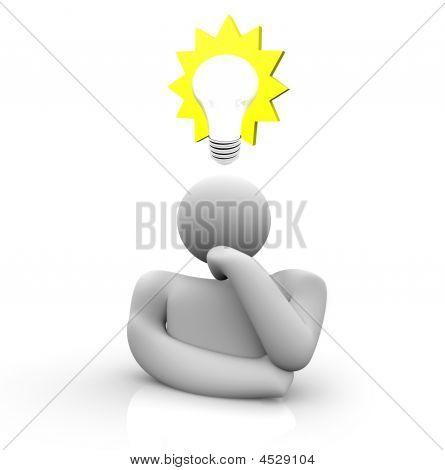 Thinking Of The Big Idea