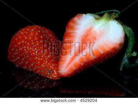 Strawberry Halves