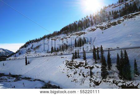 Snow Season in CO