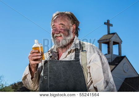 Old West Drunkard Drinks
