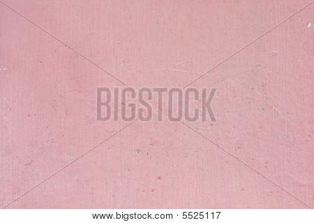 Smooth Pink Stucco