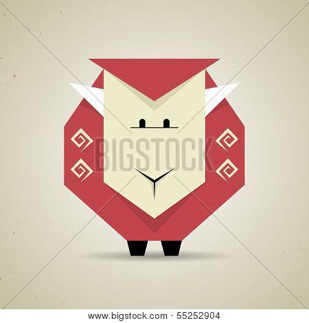 geometric sheep