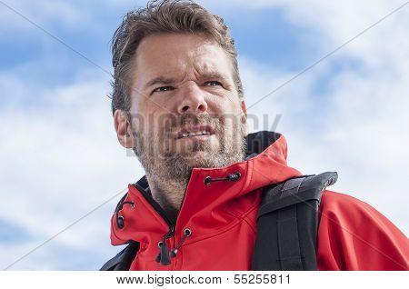 Intense Hiker