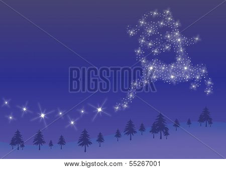 Star Reindeer