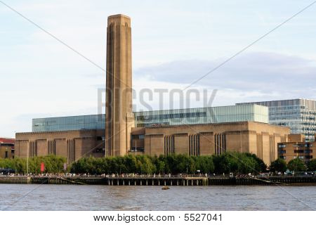 Tate Modern, London, England, Uk, Europe