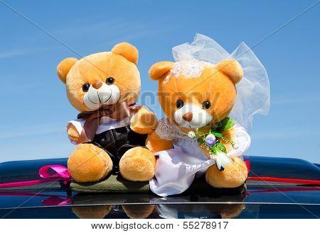 Wedding Teddy Bears