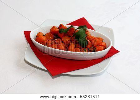 Carrots salad