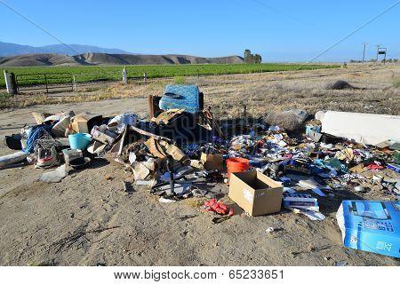 Trash Dumping