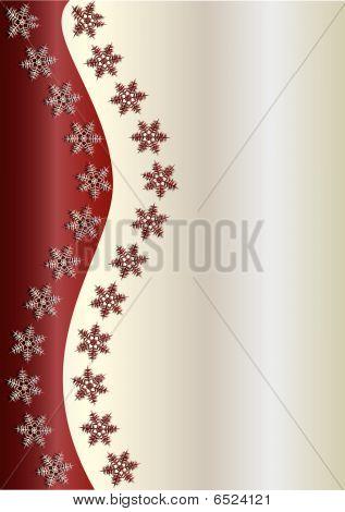 Brown Winter Background