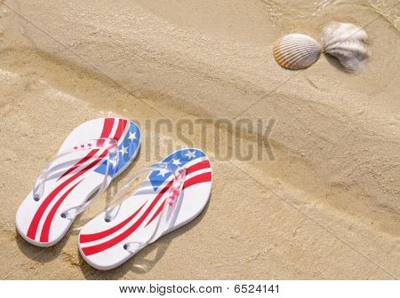 Beach Thongs