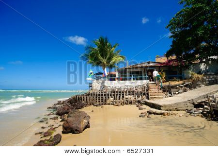 Restaurants In Paria Da Pipa Brazil