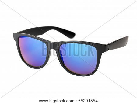 Sunglasses Isolated On A White