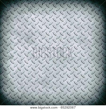 Iron Diamond Plate