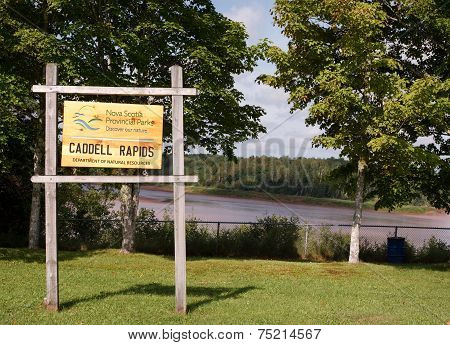 Caddell Rapids