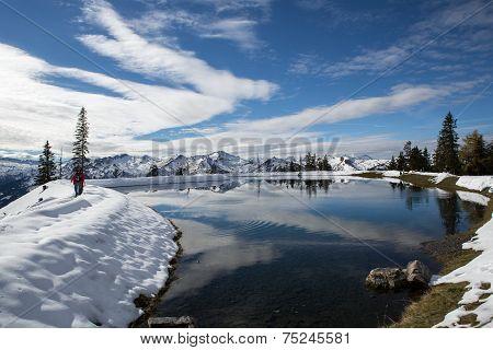 Gastein Massif, Alps, Austria