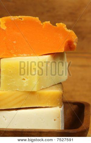 Cheese In Pile