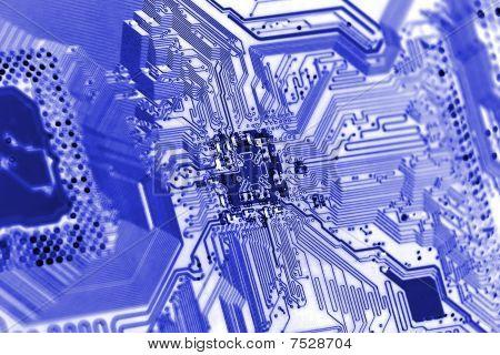 Computer motherboard circuits