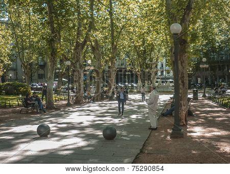 Montevideo Square