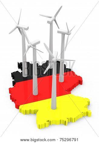 Windenergy In Germany