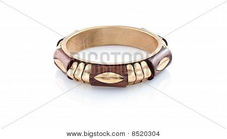 Vintage Golden Bracelet