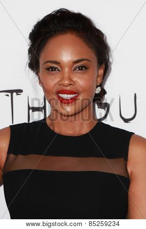 LOS ANGELES - MAR 12:  Sharon Leal at the