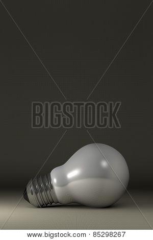 Arbitrary Light Bulb Lying