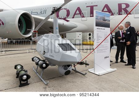 Airbus Tanan Unmanned Aerial System
