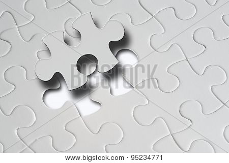 Missing Jigsaw Puzzle