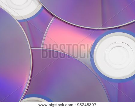 Scattered CDs