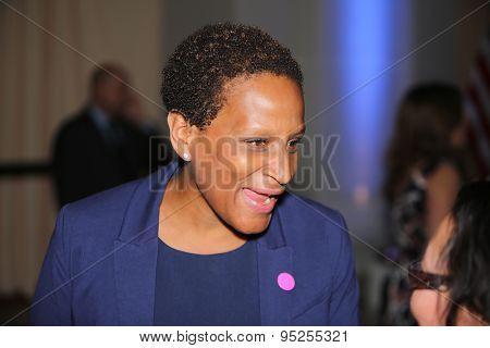Commissioner Rose Pierre-Louis