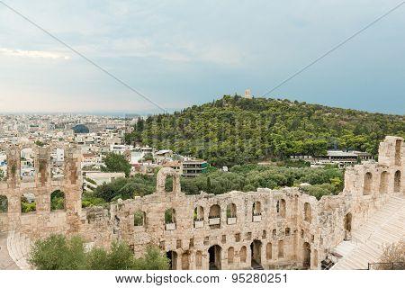 Landmarks of Athens