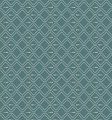 Seamless Background image of elegant vintage zig zag wave line and dot pattern. poster