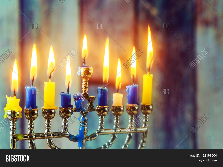 Jewish Symbols Image Photo Free Trial Bigstock