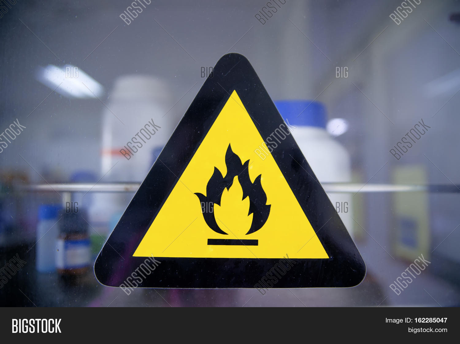 Hazard Symbols Image Photo Free Trial Bigstock