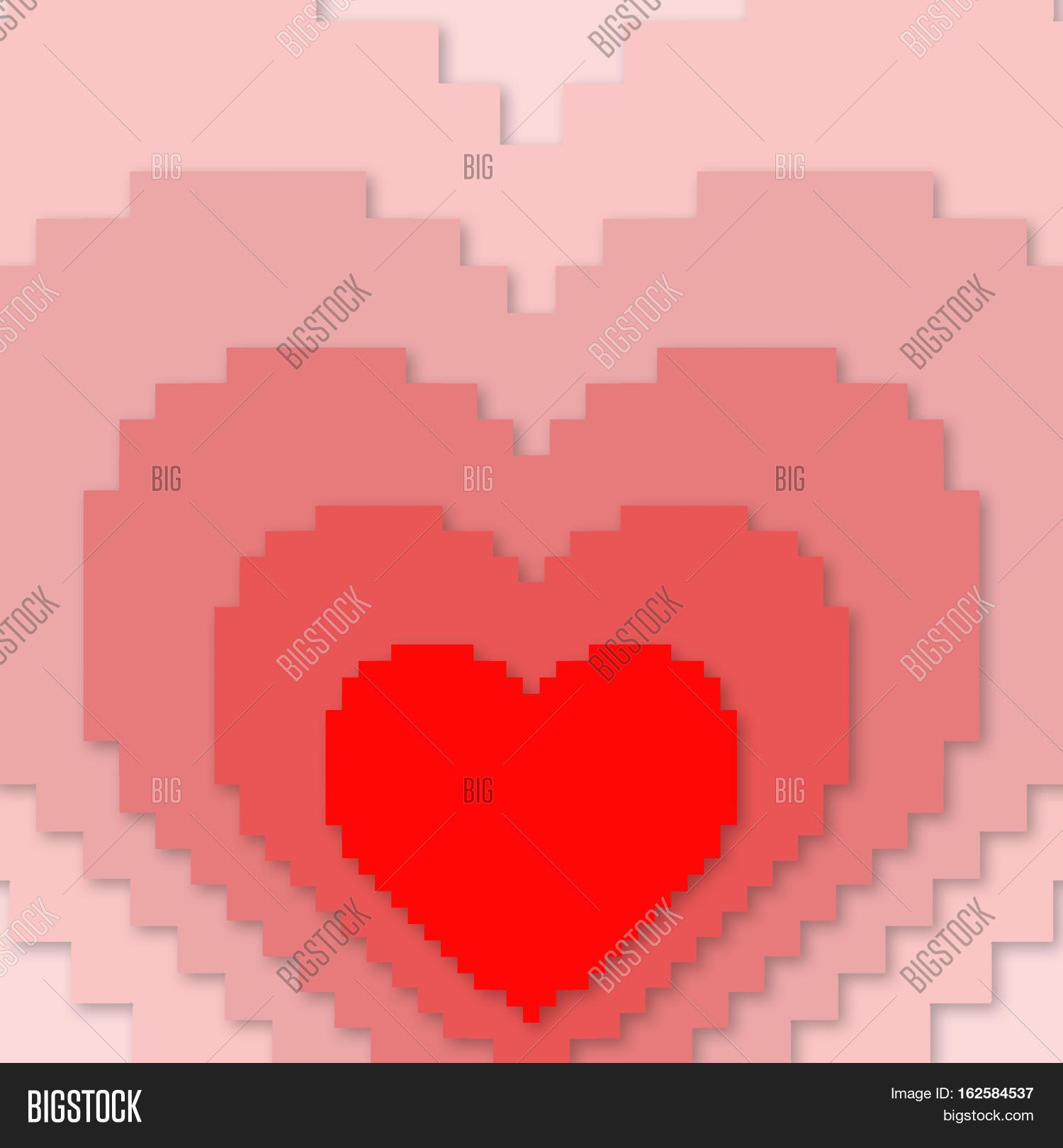 pixel heart icon