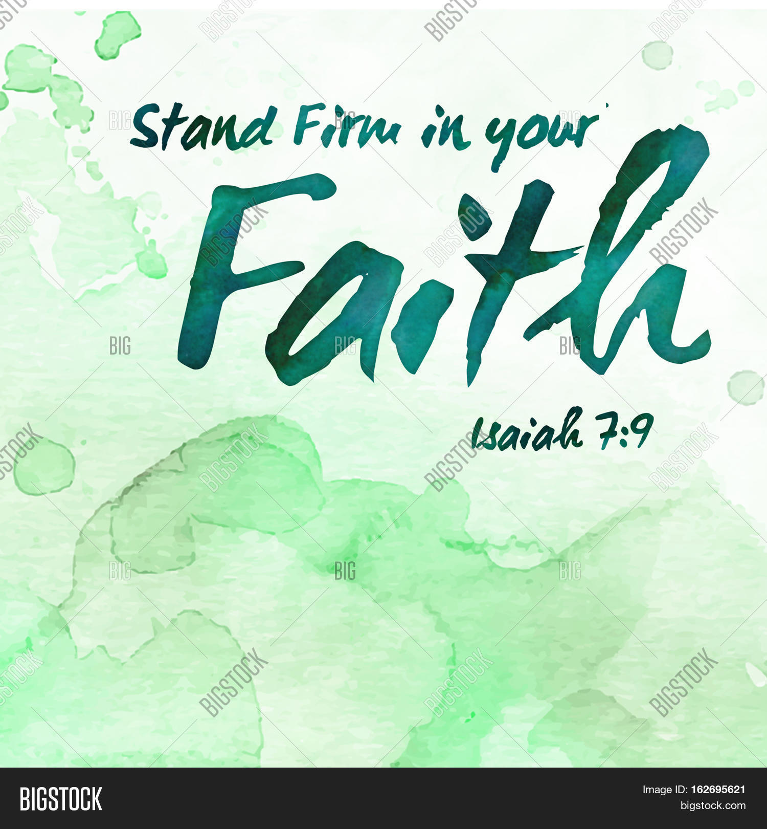Stand Firm Your Faith Image & Photo (Free Trial) | Bigstock
