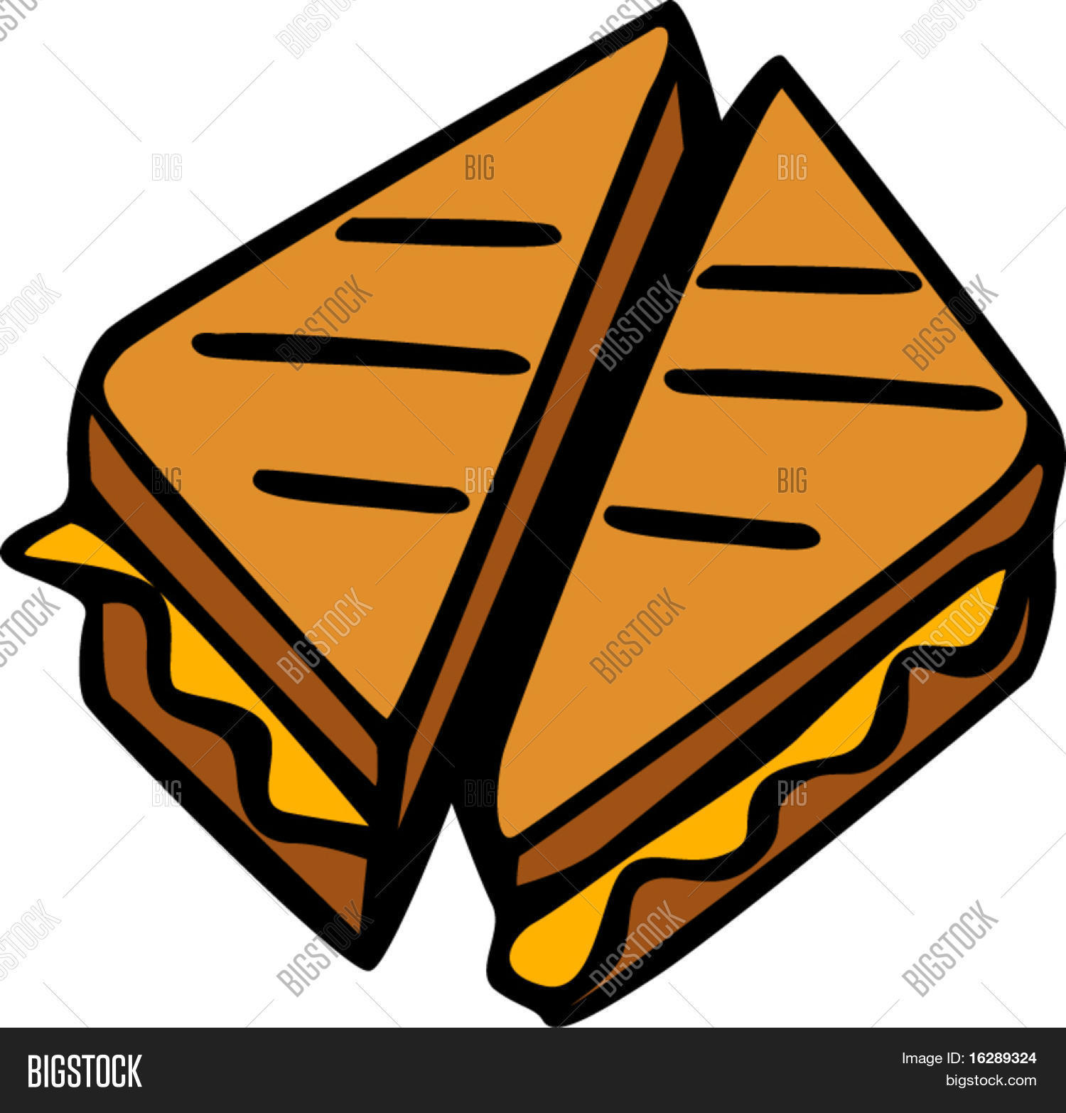 grilled cheese vector photo free trial bigstock rh bigstockphoto com national grilled cheese day clipart