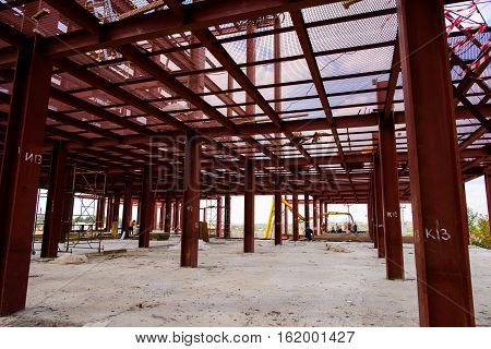 construction of structures under future production framework,