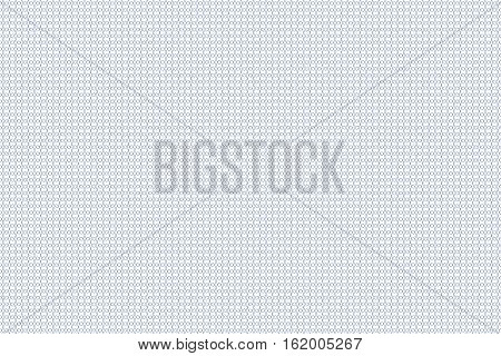 Guilloche seamless background. Monochrome guilloche texture with waves. For certificate voucher banknote money design currency note check ticket reward etc