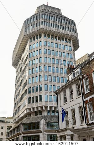 Ministry Of Justice - London