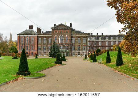Kensington Palace - London