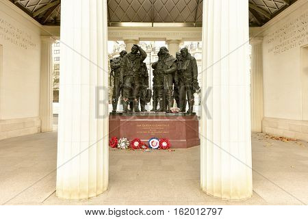 Royal Air Force Bomber Command Memorial
