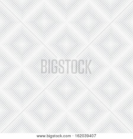 Vector seamless pattern. Abstract pixel backdrop for web site. Monochrome small textured background for web page.