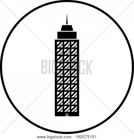 tower building symbol