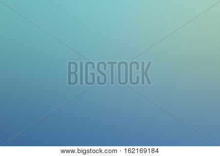 Blue White Green Abstract Background Blur Gradient