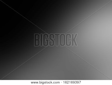 Black White Abstract Background Blur Gradient Design Graphic