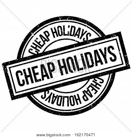 Cheap Holidays rubber stamp. Grunge design with dust scratches. Effects can be easily removed for a clean, crisp look. Color is easily changed.