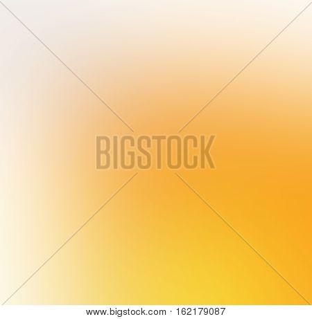 Orange White Yellow Abstract Background Blur Gradient