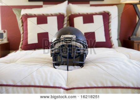 American Football Fans Bedroom